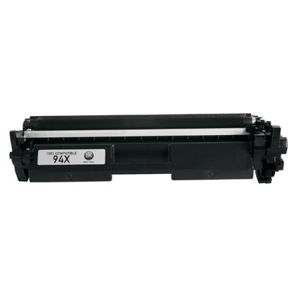 Compatible HP 94X CF294X Black Toner Cartridge High Yield - Economical Box