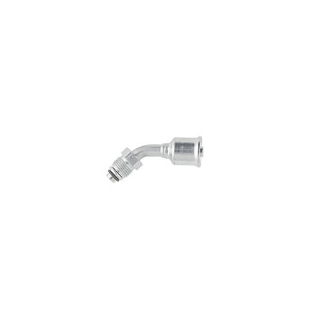 Parker Hannifin 15R26-8-8 - Crimp Style Hydraulic Hose Fitting  26 ...