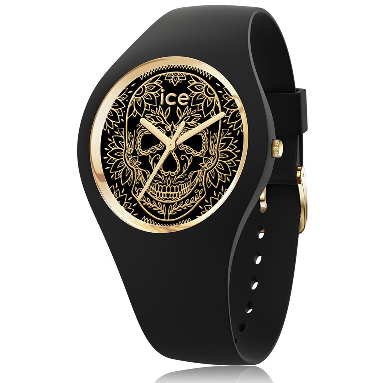 Ice-Watch Womens Change 016051 Black Silicone Quartz Fashion Watch