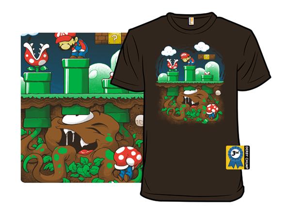 Sewer Monster T Shirt