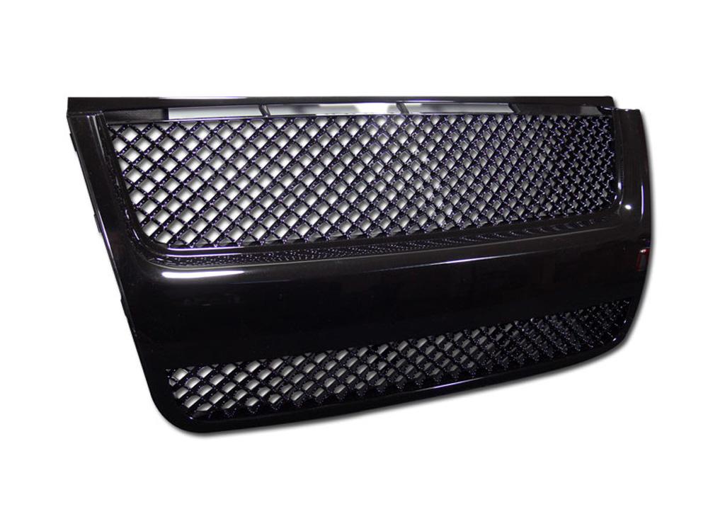 Armordillo 7148147 USA Gloss Black Mesh Style Grille Ford Explorer Sport Trac 2007-2010
