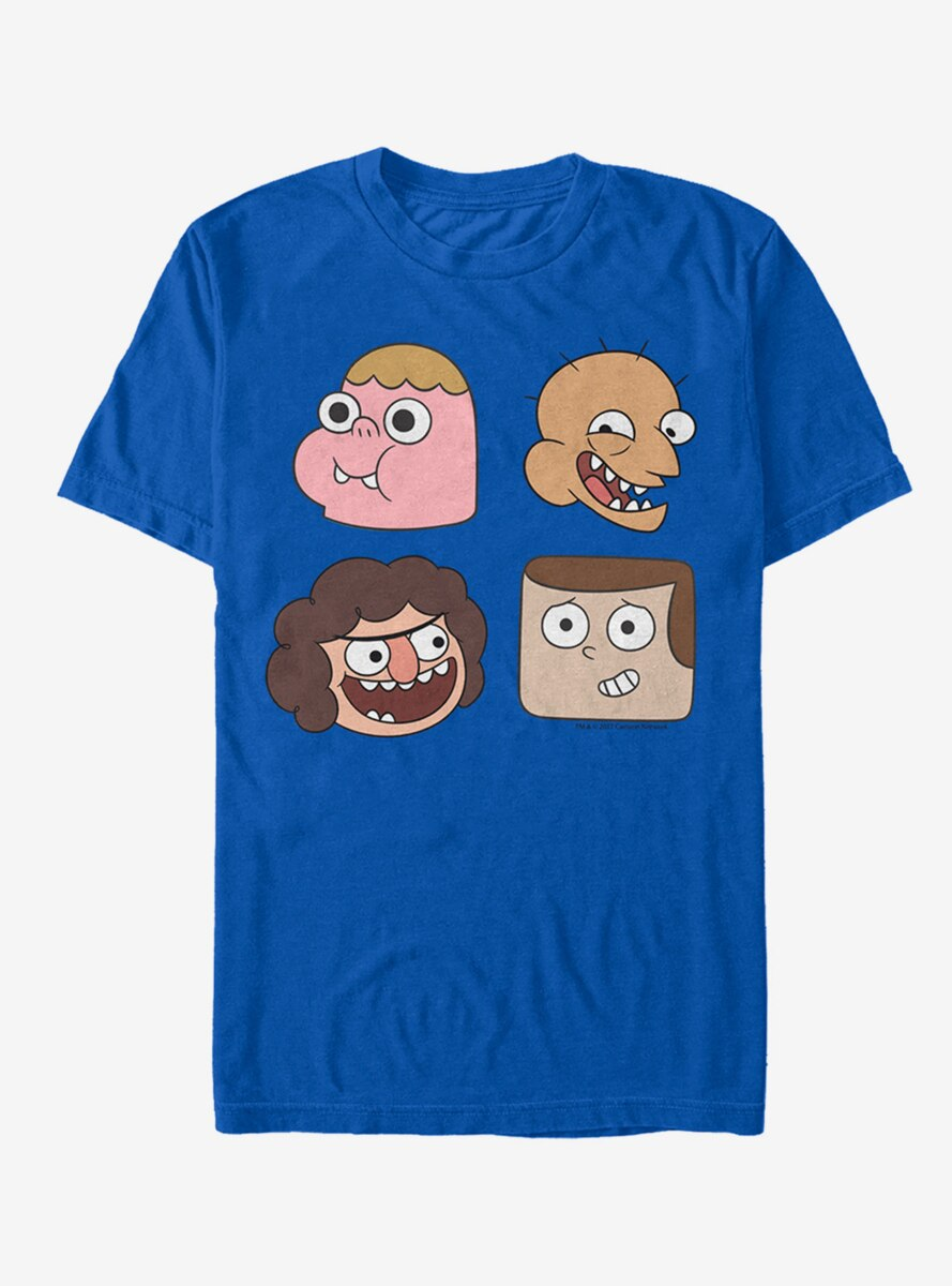 Clarence School Pal Portraits T-Shirt