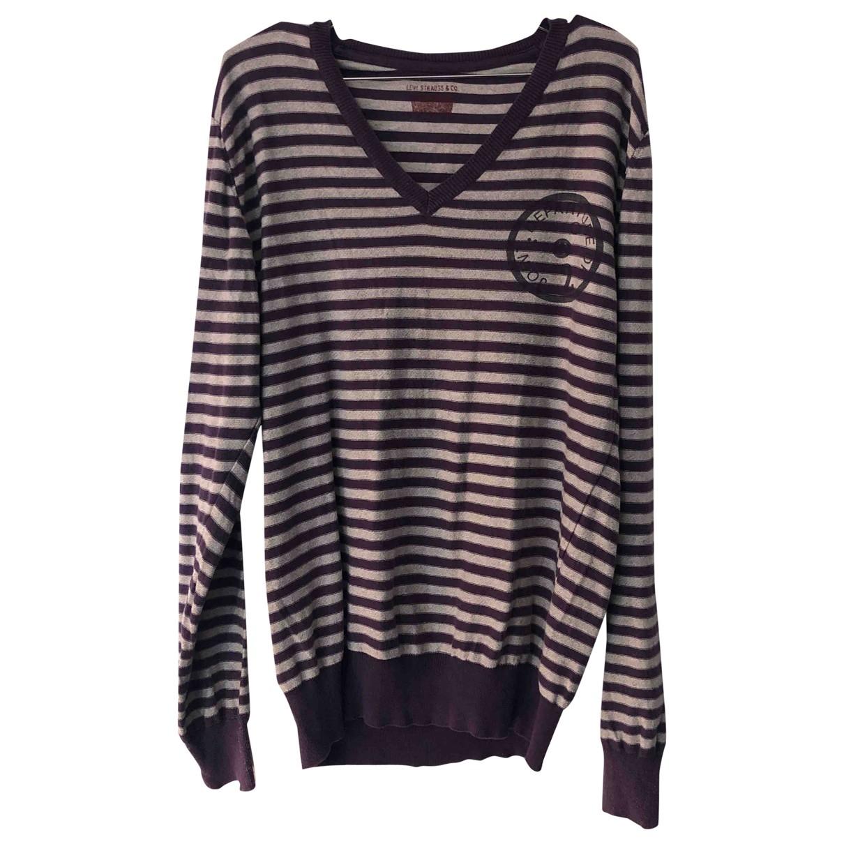 Levis \N Pullover.Westen.Sweatshirts  in  Bunt Baumwolle