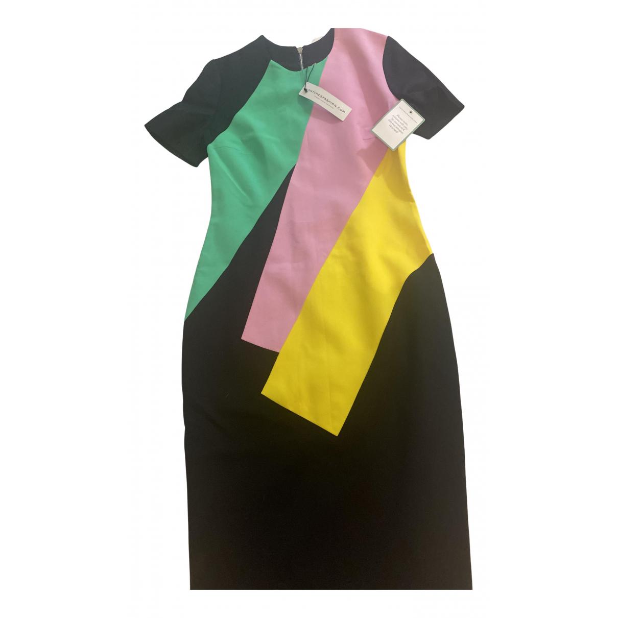 Roksanda \N Kleid in  Bunt Baumwolle - Elasthan