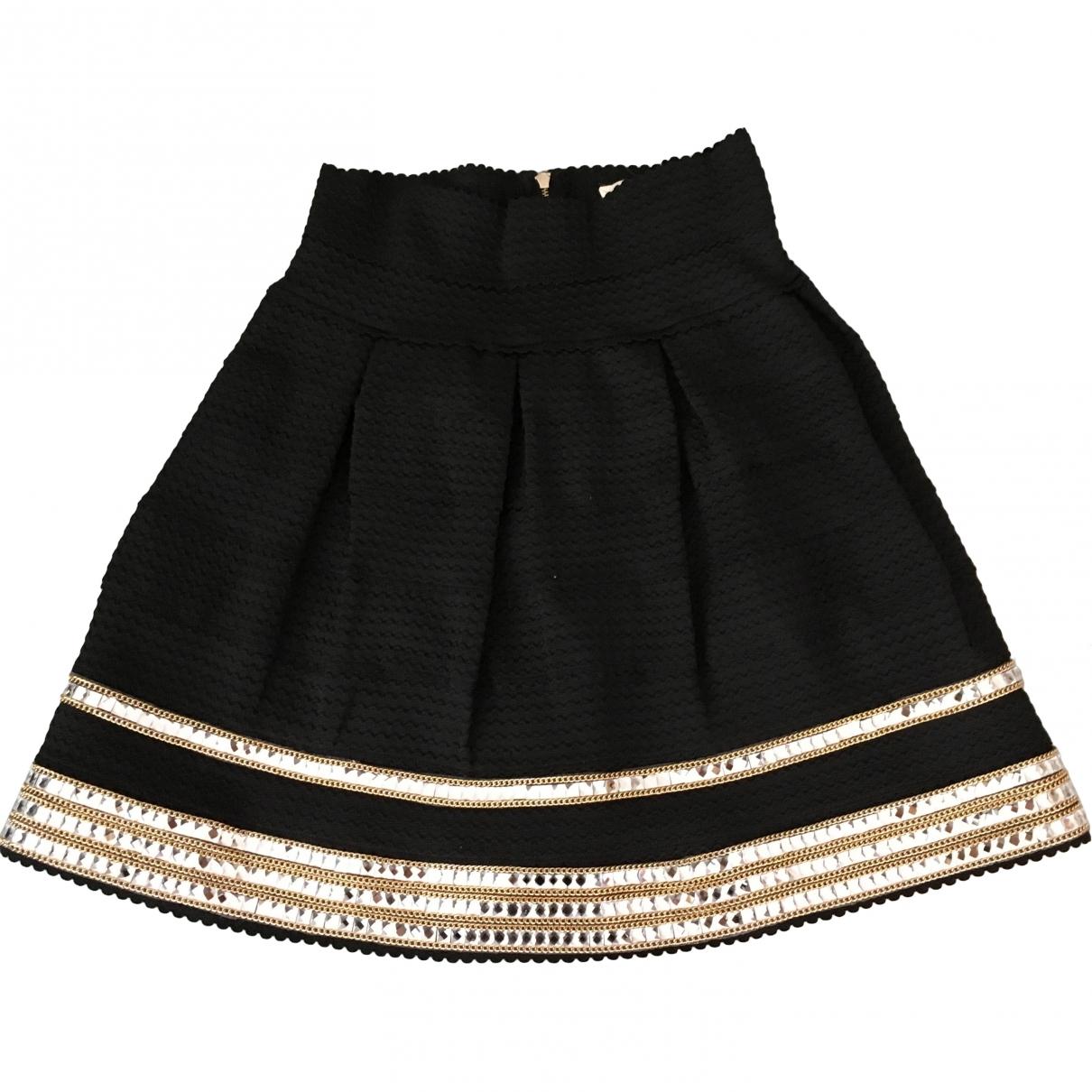 Non Signé / Unsigned \N Black skirt for Women 36 FR
