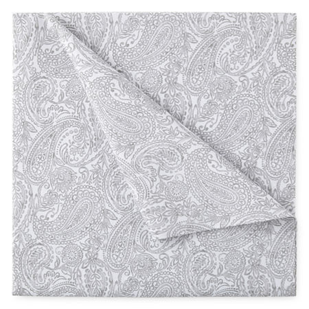 Home Expressions Microfiber Plus Ultra Soft Easy Care Wrinkle Resistant Sheet Set, One Size , Gray