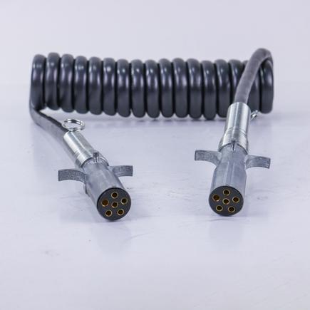 Power Products EL20610 - 7 Way Electric Cord   C.E. Standard   6 Wa...