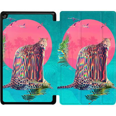 Amazon Fire HD 8 (2018) Tablet Smart Case - Jaguar von Ali Gulec
