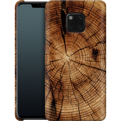 Huawei Mate 20 Pro Smartphone Huelle - Tree Rings von caseable Designs