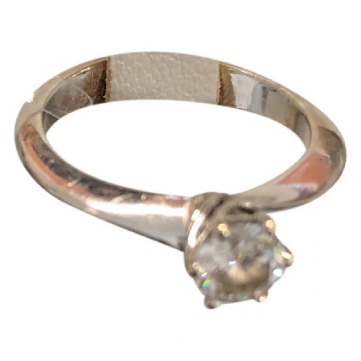 Diamantini E Domeniconi - Bague   pour femme en or blanc - blanc