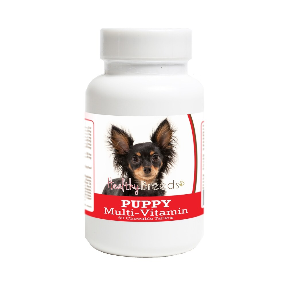 Healthy Breeds Russian Toy Terrier Puppy Multivitamin Tabs