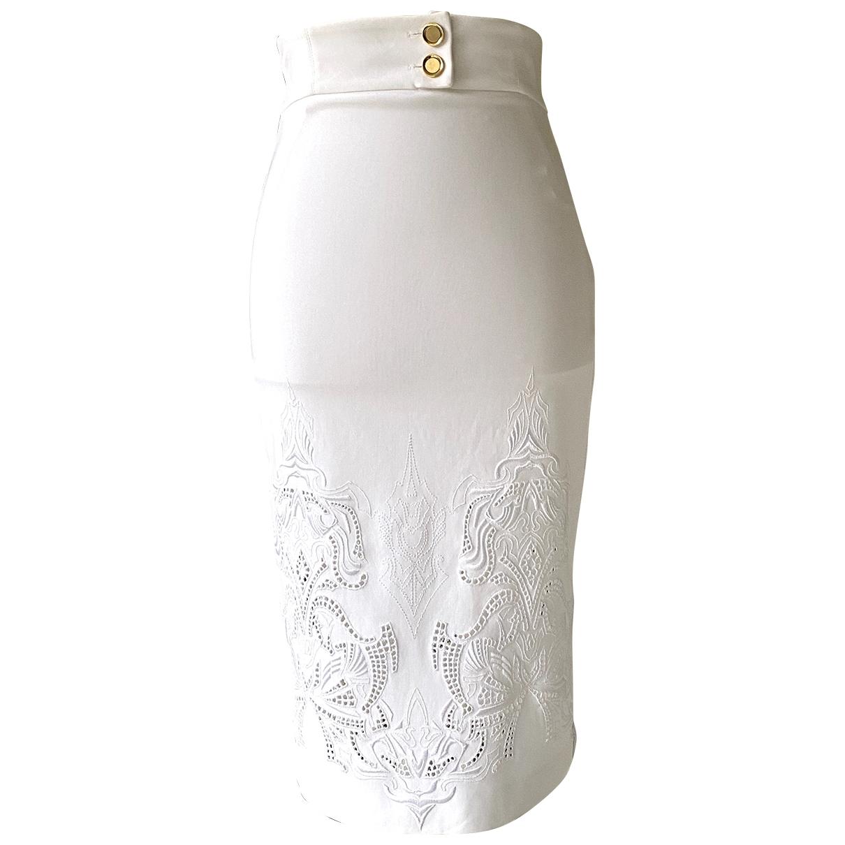 Zuhair Murad \N White skirt for Women 40 IT