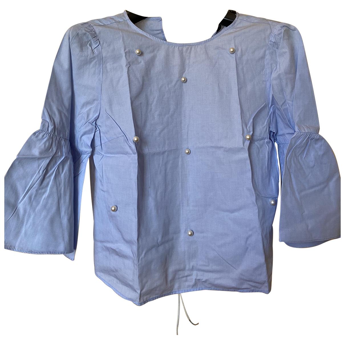 Zara N Blue  top for Women M International