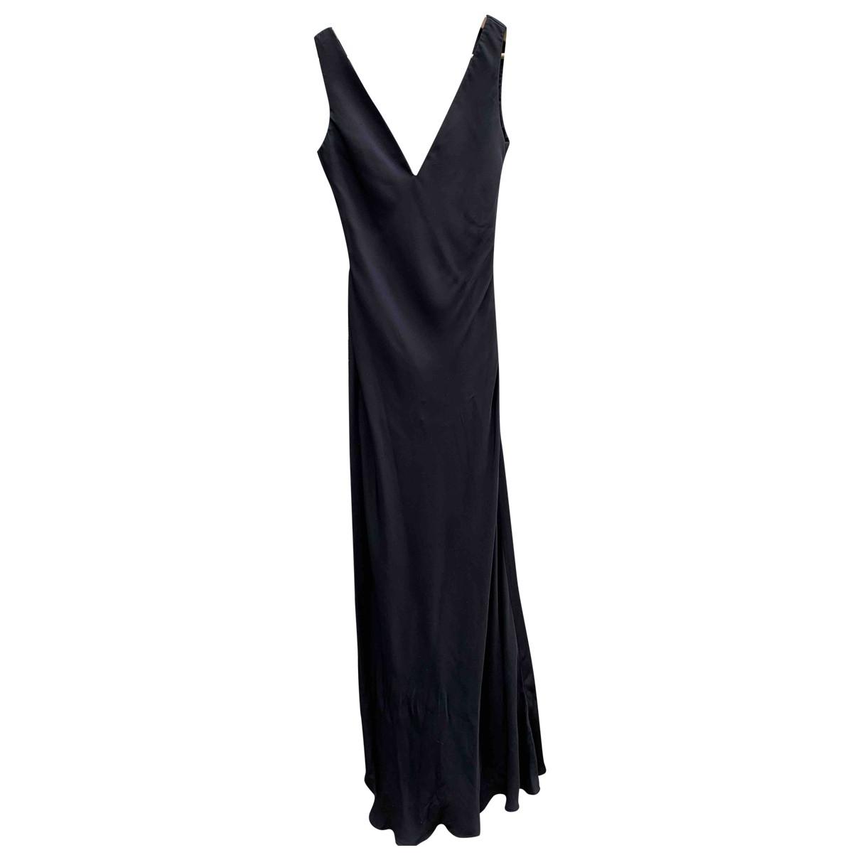 Armani Collezioni \N Black dress for Women 40 IT