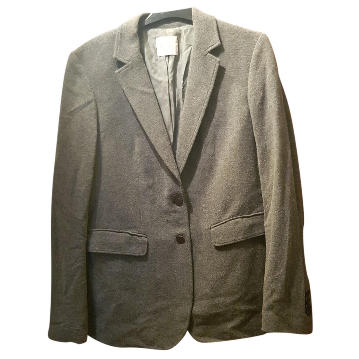 Mauro Grifoni N Grey jacket for Women 44 IT