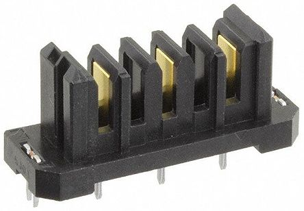 Hirose , FunctionMAX FX30B, 3 Way, 2 Row, Straight PCB Header (5)