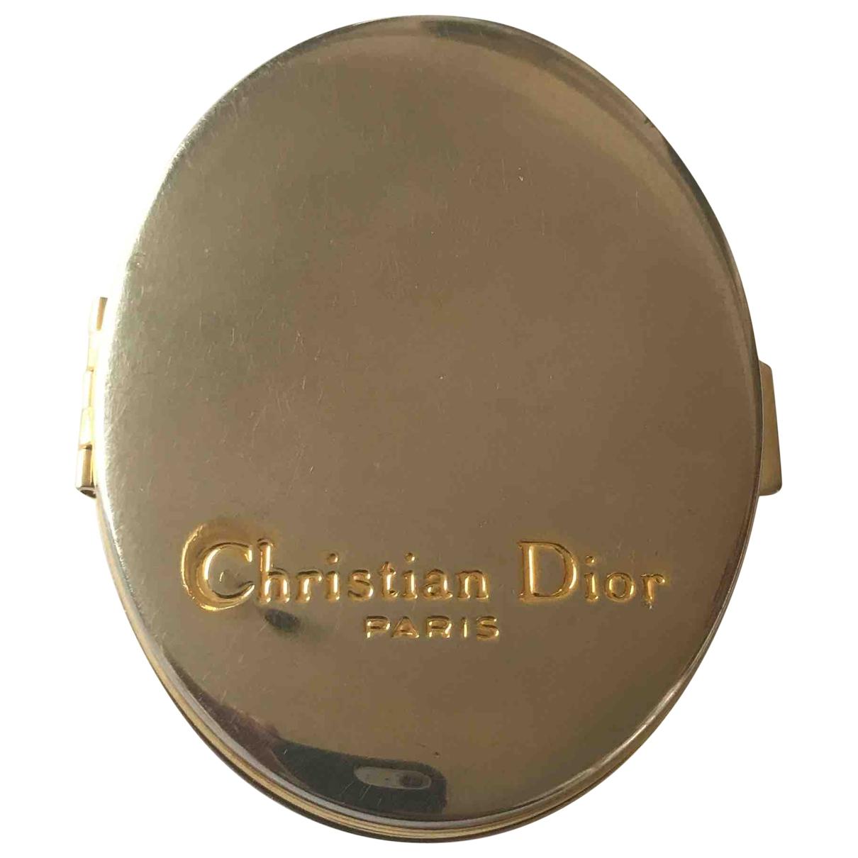 Dior \N Accessoires und Dekoration in  Gold Stahl