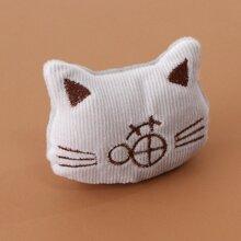 Spielzeug mit chinesischen Schriftzeichen Stickereien fuer Katze