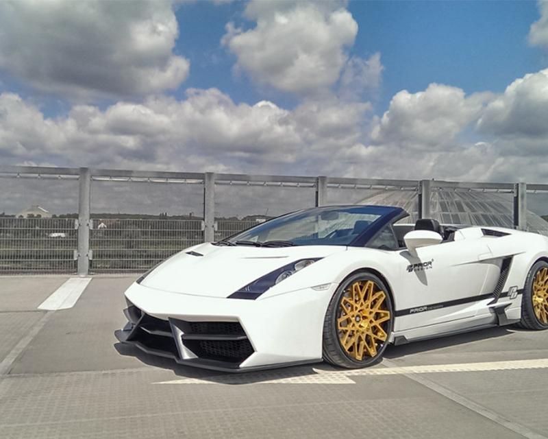 Prior Design 4260609891829 Edition Front Bumper w/Front Lip Spoiler Lamborghini Gallardo 03-08