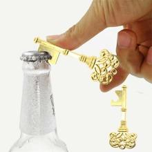 Abrebotellas en forma de llave