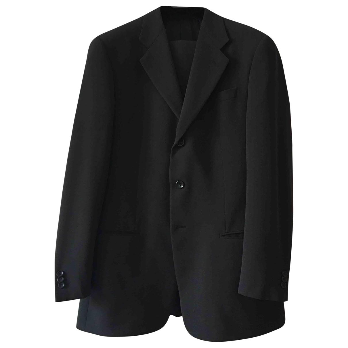Armani Collezioni - Vestes.Blousons   pour homme en laine - gris