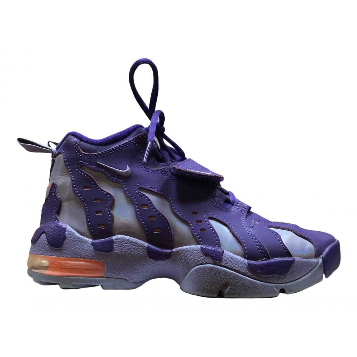 Nike - Baskets Air Max  pour femme - violet