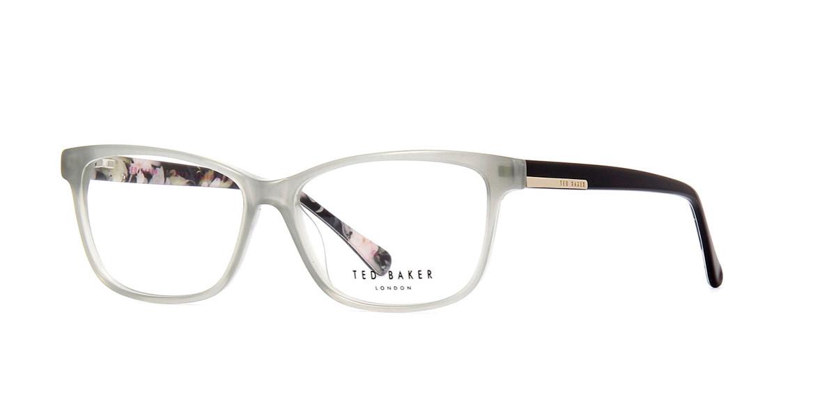 Ted Baker TB9185 Adelis 986 Women's Glasses White Size 54 - Free Lenses - HSA/FSA Insurance - Blue Light Block Available