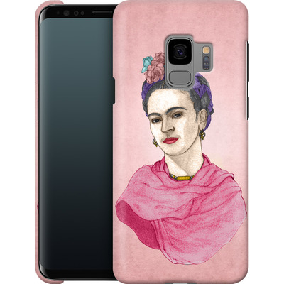 Samsung Galaxy S9 Smartphone Huelle - Frida von Barruf