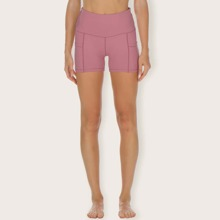 Stitch Trim Sports Shorts
