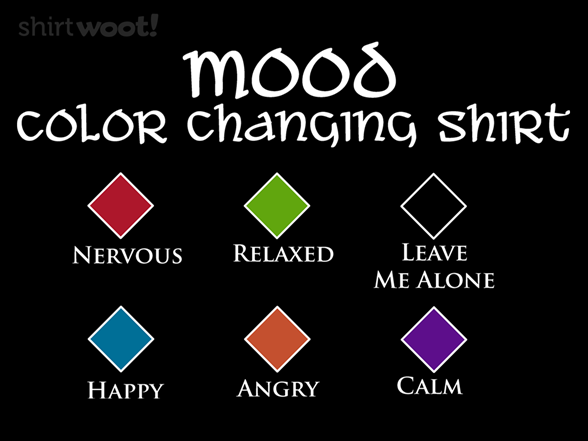 This Is My Mood Shirt T Shirt