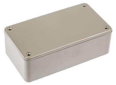 CAMDENBOSS 2000, Grey ABS Enclosure, IP54, 120 x 65 x 40mm