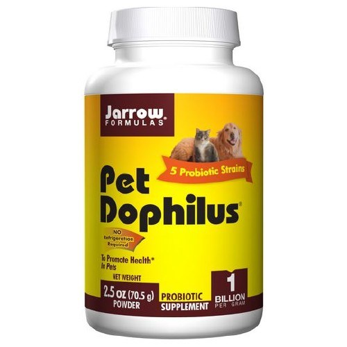 Pet Dophilus Powder 2.5 oz by Jarrow Formulas