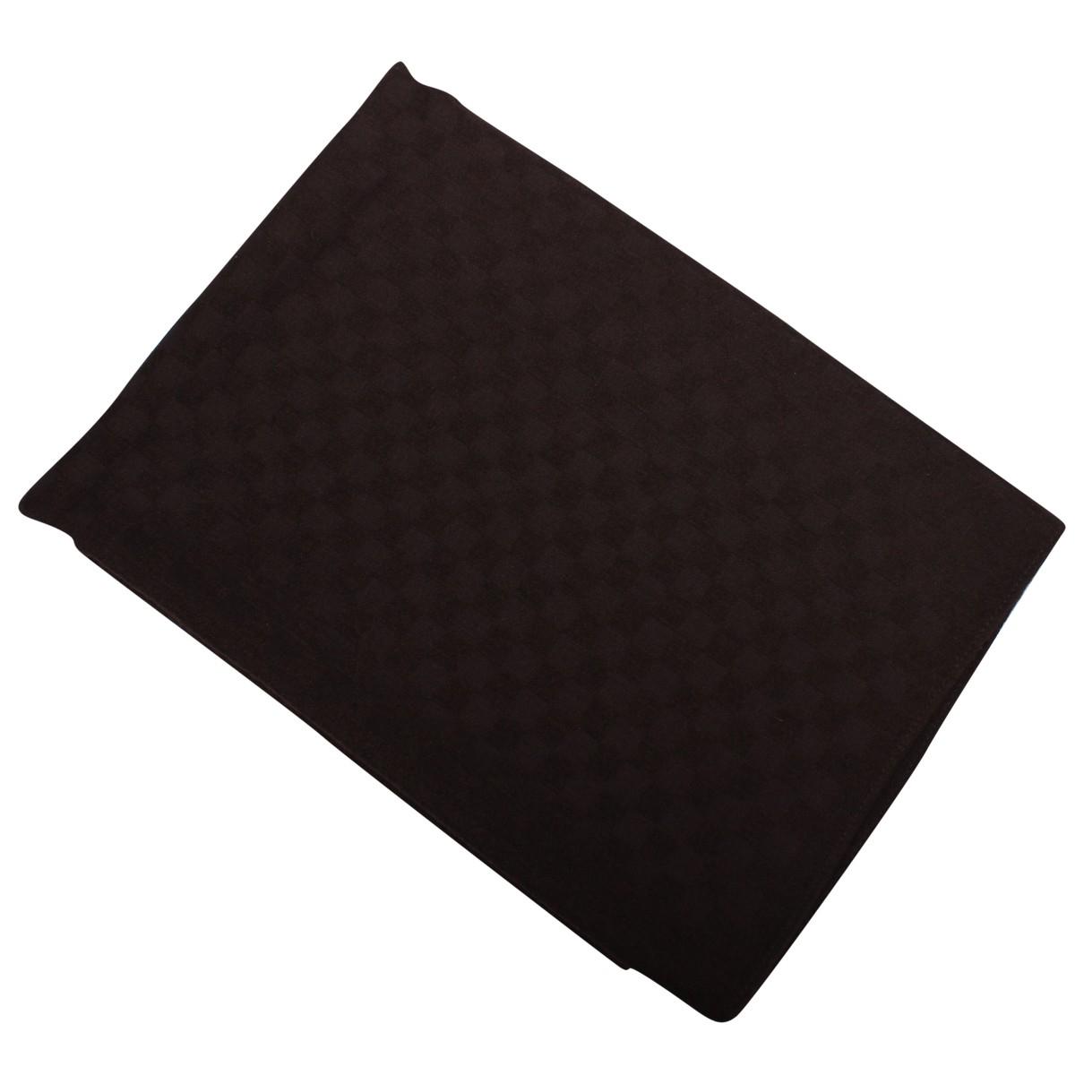 Louis Vuitton - Foulard Chale Monogram pour femme en soie - marron