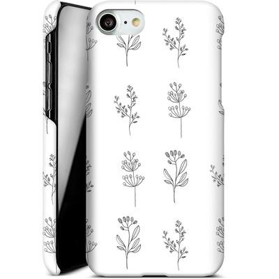Apple iPhone 8 Smartphone Huelle - Botanic Studies von Lucy Bohr