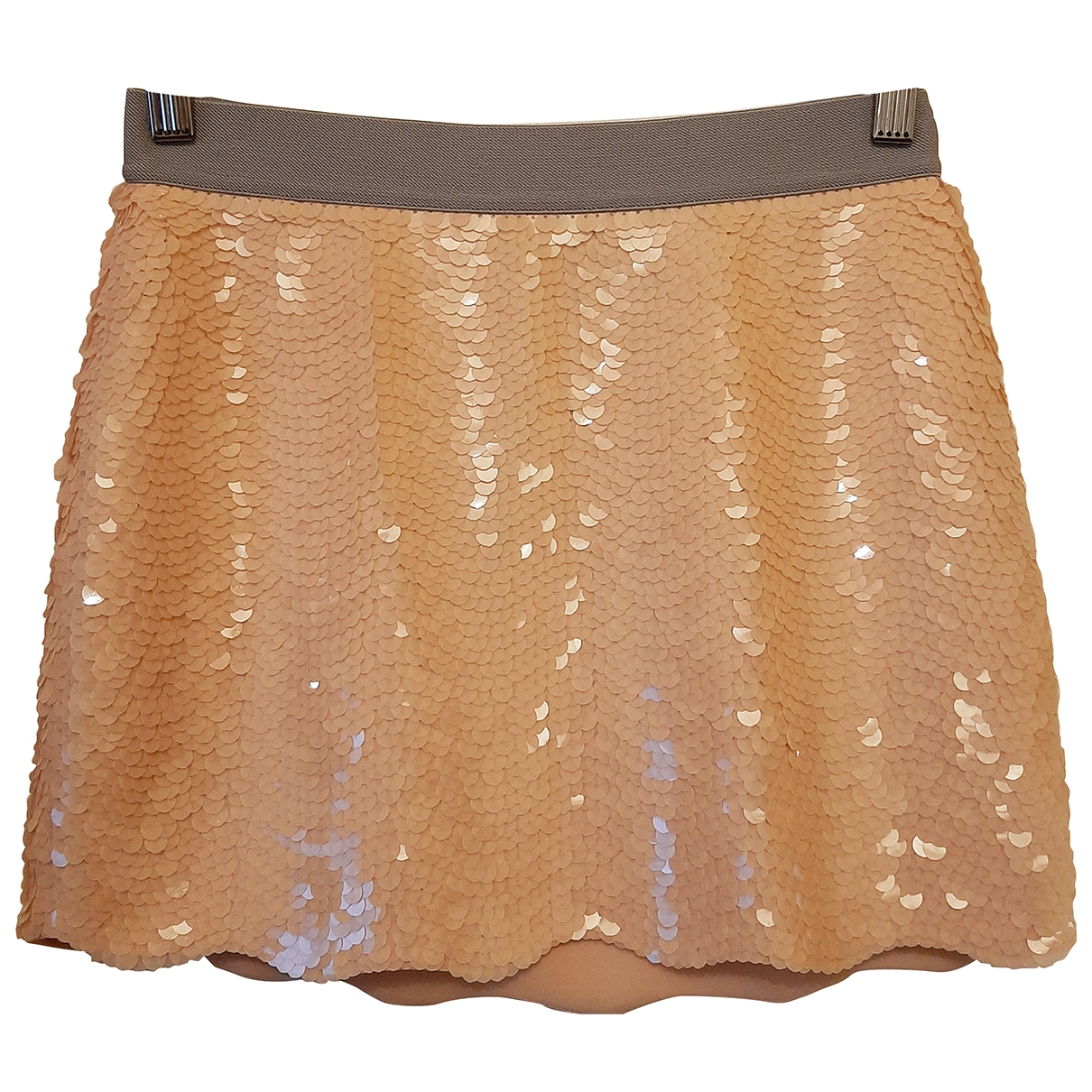 Mini falda de Con lentejuelas Bcbg Max Azria
