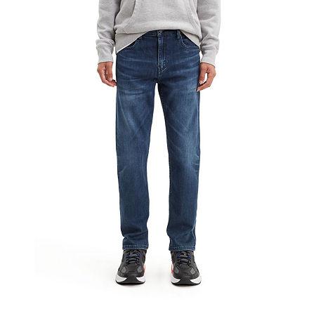 Levi's - Big and Tall B&T 502 Taper Fit Mens 502 Tapered Regular Fit Jean, 48 30, Blue