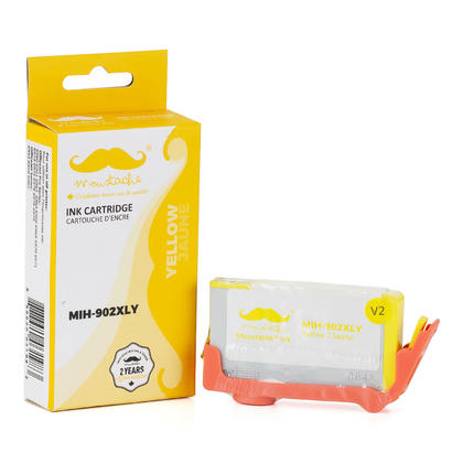 Compatible HP Officejet Pro 6963 Yellow Ink Cartridge High Yield - Moustache