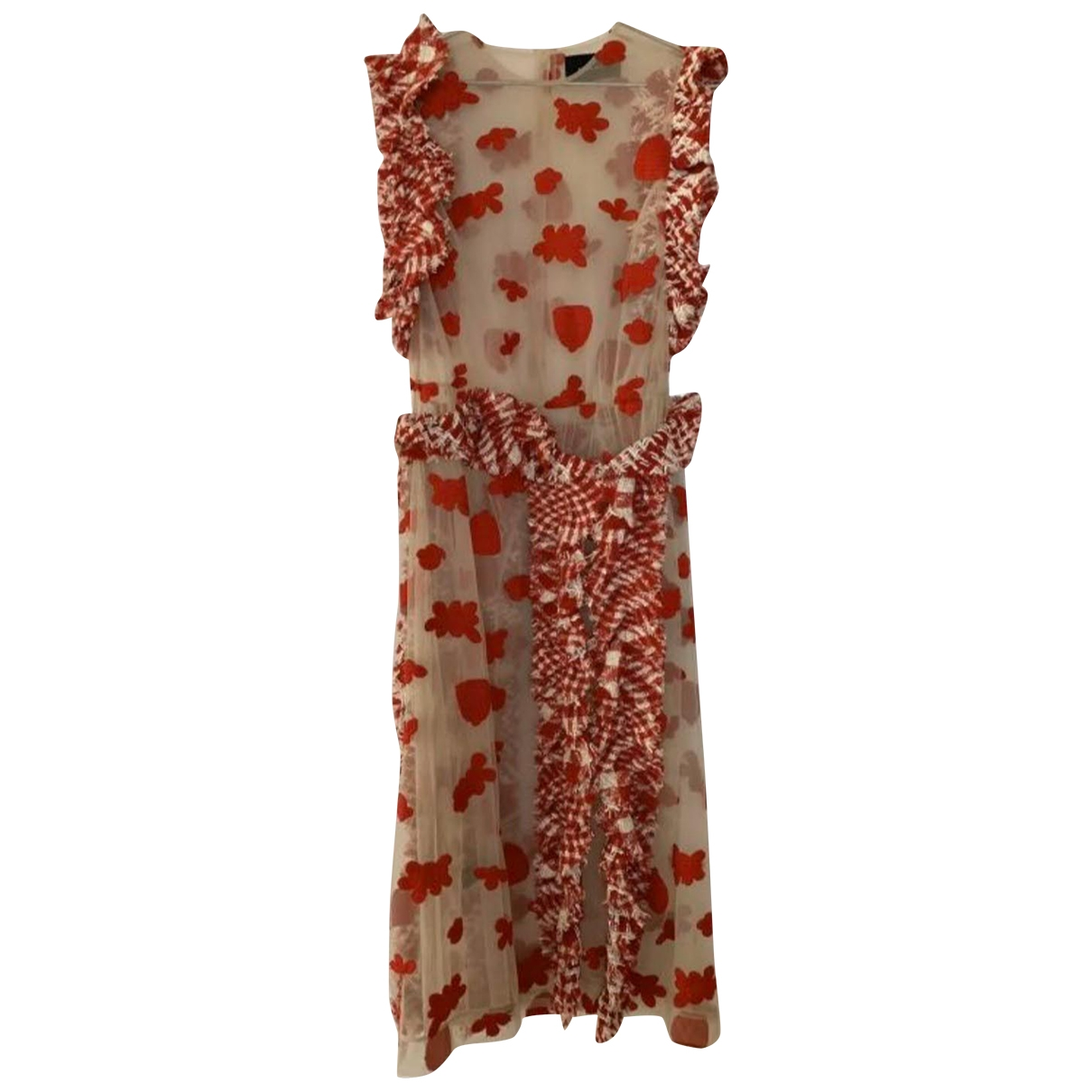 Simone Rocha \N Red dress for Women 4 UK
