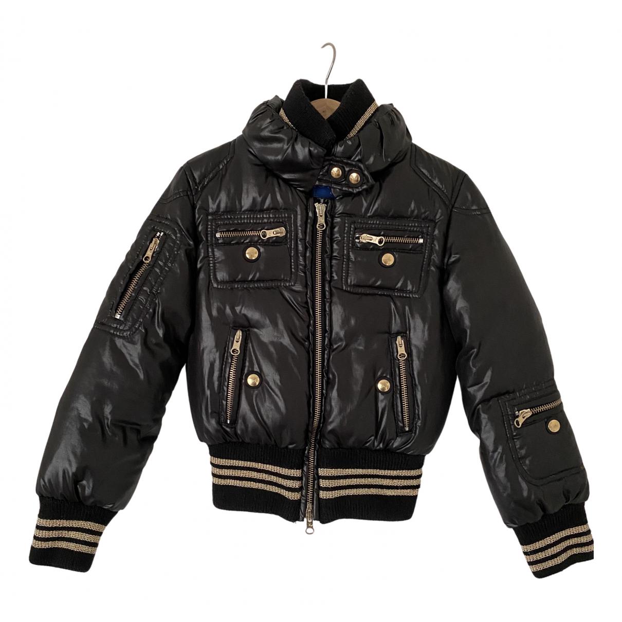 Fay - Blousons.Manteaux   pour enfant - noir