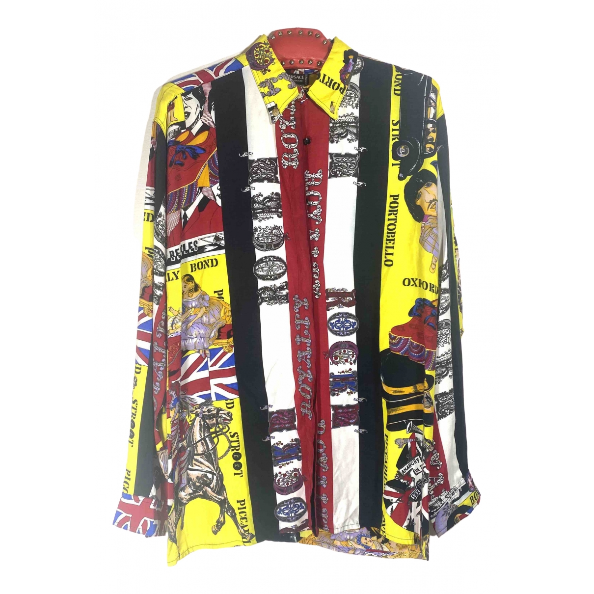 Versace Jeans \N Multicolour Shirts for Men M International