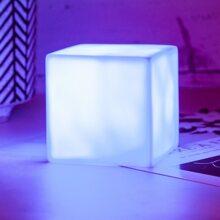 1 pieza luz LED de colores