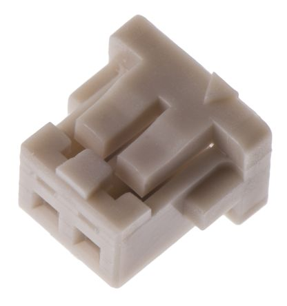 Hirose , DF13 Female Connector Housing, 1.25mm Pitch, 2 Way, 1 Row (10)
