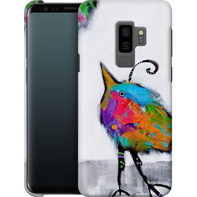 Samsung Galaxy S9 Plus Smartphone Huelle - Two Cute Chicks von Jenny Foster