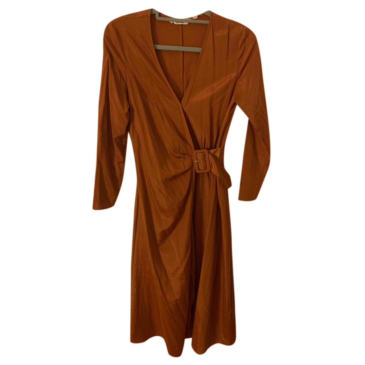 & Other Stories - Robe   pour femme - marron