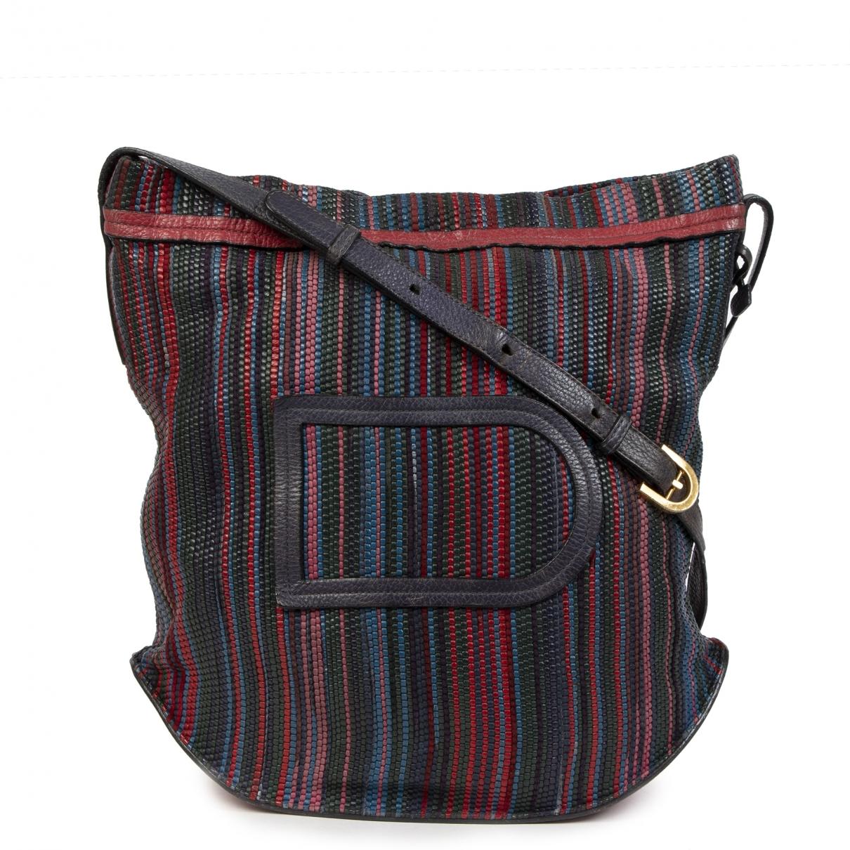 Delvaux Pin Multicolour Leather handbag for Women \N