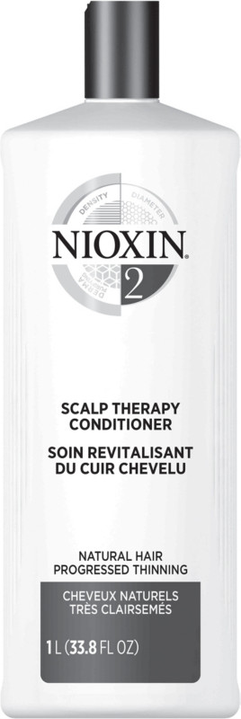 Scalp Therapy Conditioner, System 2 (Fine/Progressed Thinning, Natural Hair) - 33.8oz