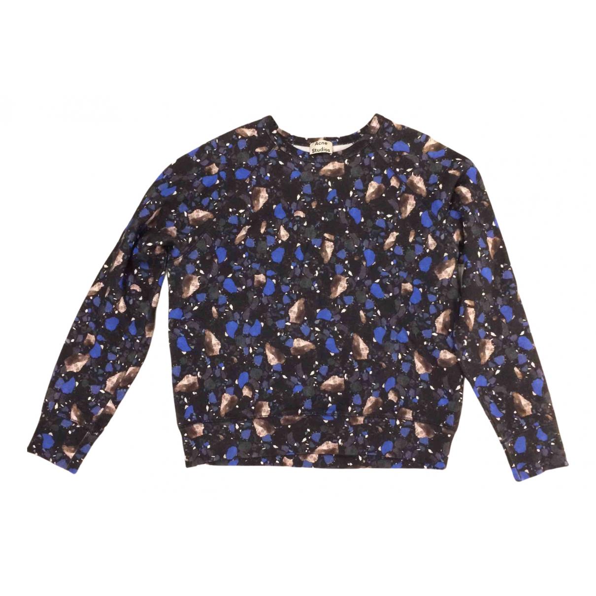 Acne Studios \N Multicolour Cotton Knitwear & Sweatshirts for Men L International