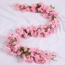 1 pieza flor artificial