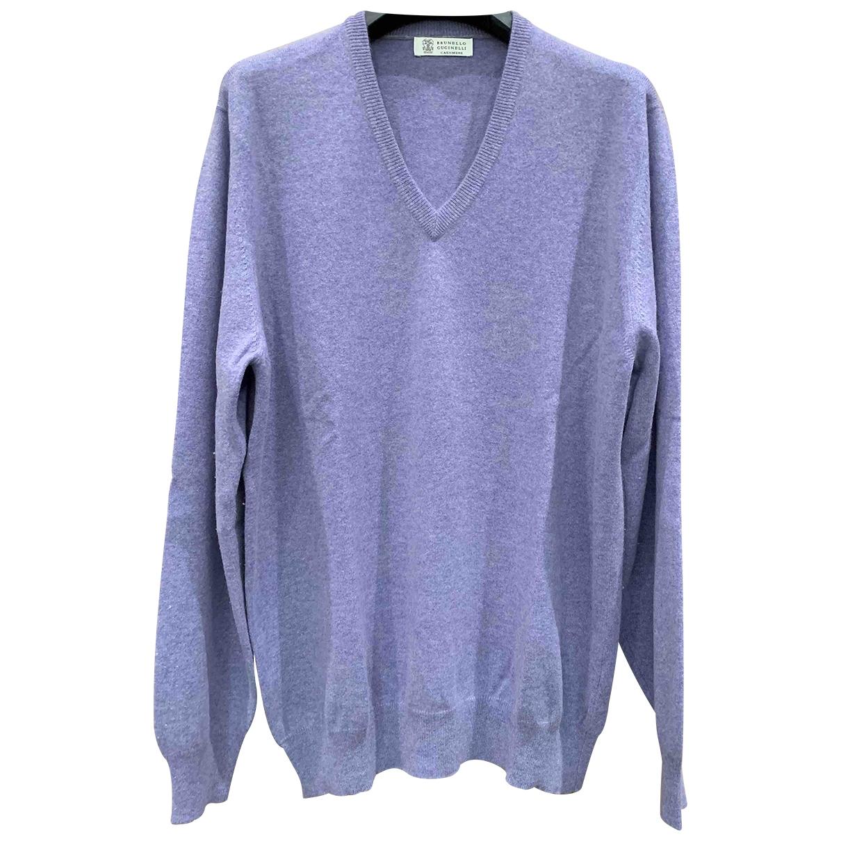 Brunello Cucinelli \N Cashmere Knitwear & Sweatshirts for Men 56 IT