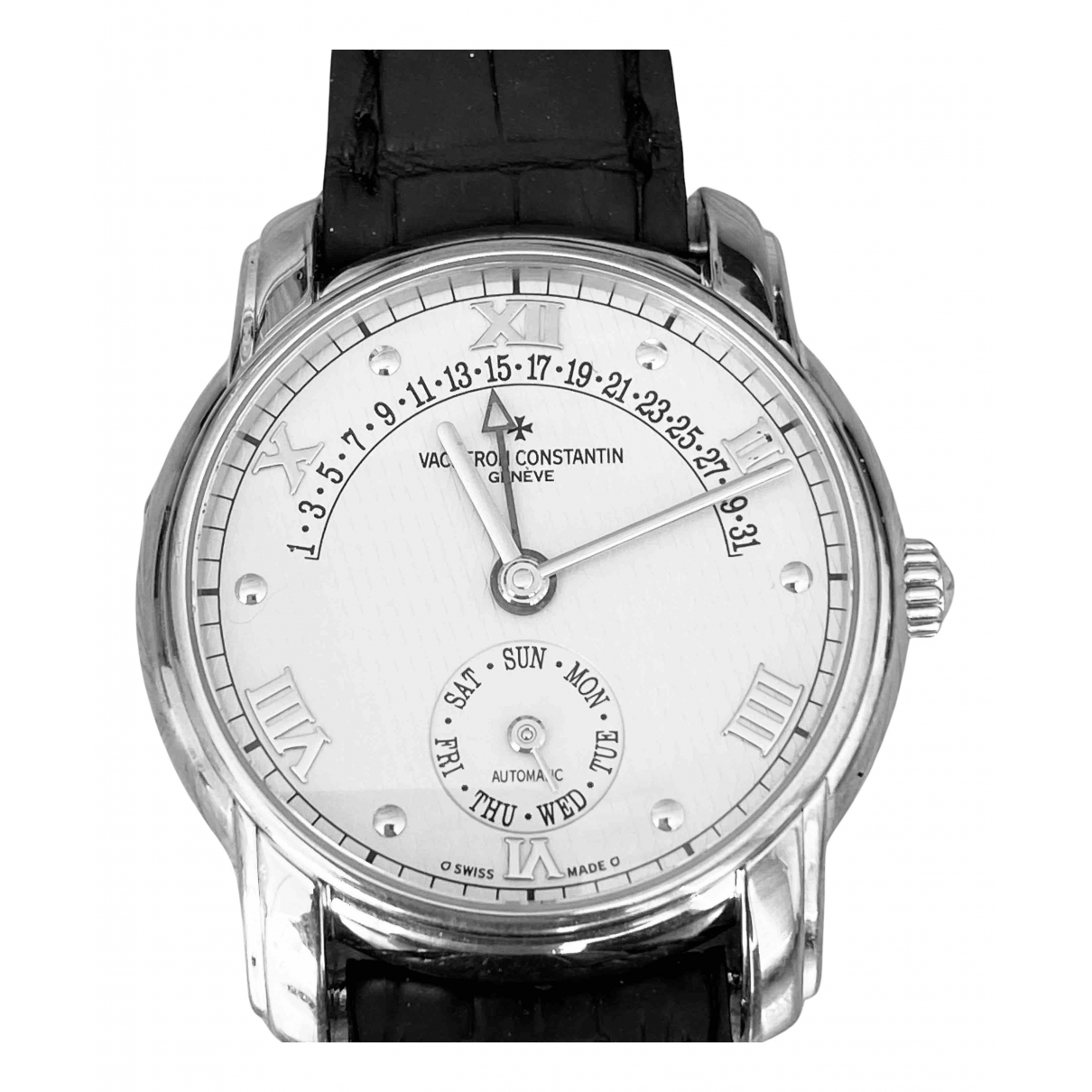 Vacheron Constantin Patrimony White White gold watch for Men N